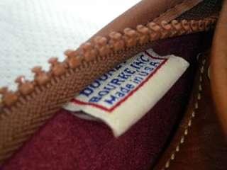 DOONEY & BOURKE VINTAGE AWL OVERNIGHT XL LUGGAGE DUFFLE TRAVEL BAG WOW