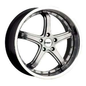 TSW Thruxton (Hyper Black) Wheels/Rims 5x114.3 (1895THX355114B76