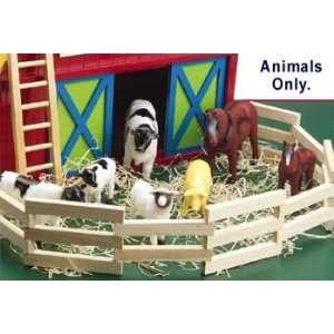 Giant Farm Animals Toys & Games